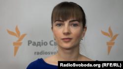 Олександра Матвійчук, керівник Центру громадянських свобод,.18 грудня 2015 року