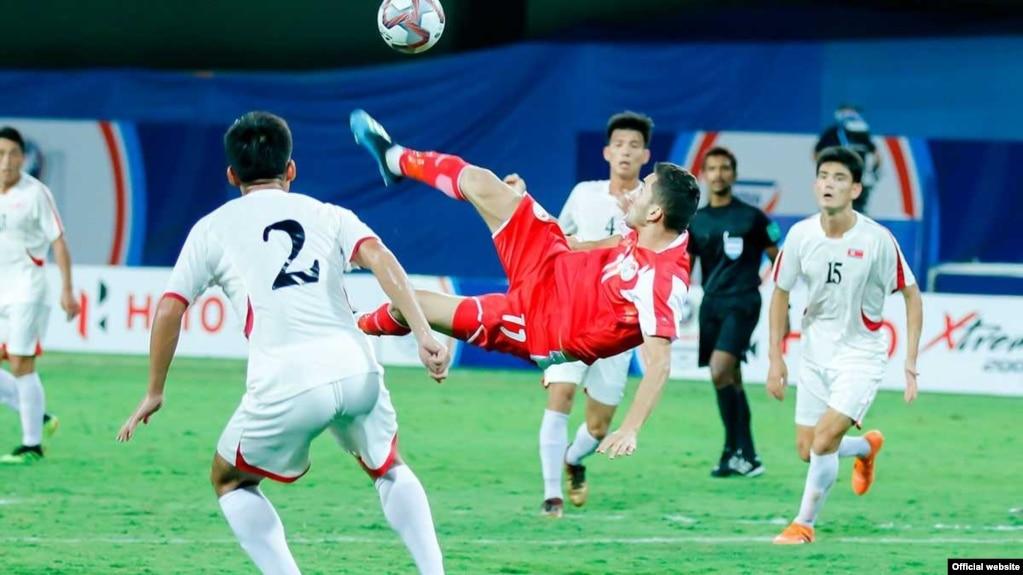 Сборная Таджикистана вышла в финал турнира «Hero Interсontinental Cup 2019»