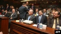 قادة وأعضاء القائمة العراقية في مجلس النواب