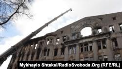 Внаслідок пожежі в Одесі загинули 16 людей