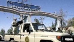 نیروهای امنیتی در سیستان و بلوچستان