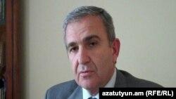 Շիրակի մարզի դատախազ Դավիթ Սարգսյանը: