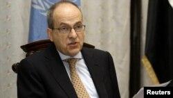 مبعوث الأمم المتحدة الى العراق أد ميلكرت