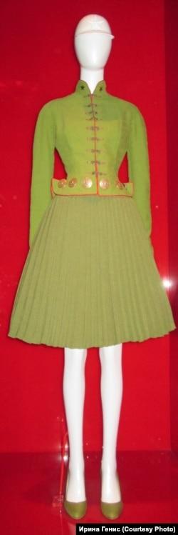 Китайский костюм в Метрополитен