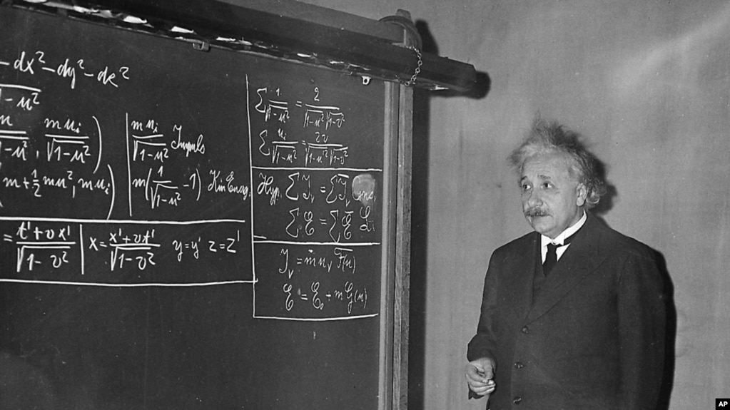albert einstein most famous discovery