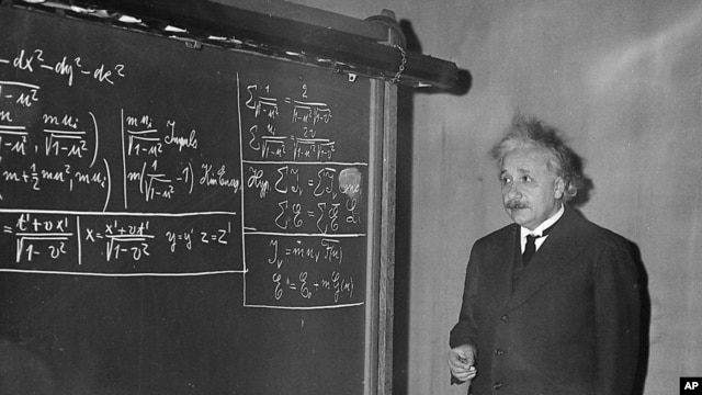 Albert Einstein's famous theory is one of the pillars of modern physics.