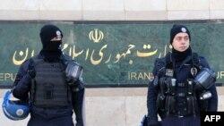 İranın Ankaradakı səfirliyi, arxiv fotosu