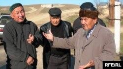 Казахские репатрианты. Иллюстративное фото.