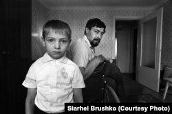 Фота з архіва Сяргея Брушко