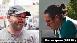 Иван Червенков и Валдес Радев