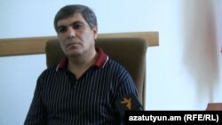 Лидер партии «Республика» Арам Саргсян