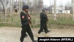 Баткендеги кыргыз-тажик чек арасы, 23-март 2013-жыл