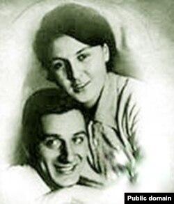 Rəsul Rza və Nigar Rəfibəyli