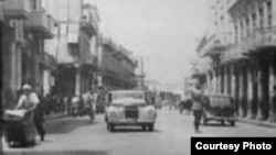 شارع الر شيد عام1958