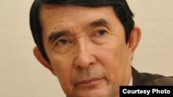 Созақ көтерілісін зерттеген журналист Өтеш Қырғызбаев.