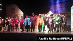 Musiqili Teatrda «Məşədi İbad»ın premyerası – 26 oktyabr 2014