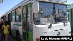 Autobuzul spre Cricova