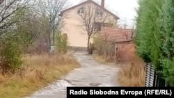 "улица во кумановската населба ""Карпош"""
