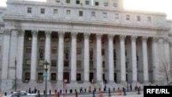 Федеральный суд в США. Иллюстративное фото.