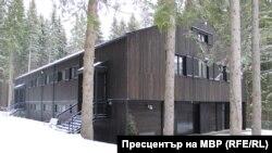 Част от имота на Васил Божков, където ДНСК установи извършени незаконни преустройства и нови постройки в имота, които нямат нужните книжа
