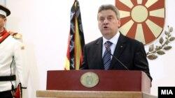 Обраќање на Претседателот Ѓорге Иванов по седницата на Советот за безбедност