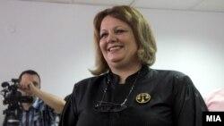 Новоизбраниот специјален обвинител Катица Јанева даде свечена заклетва пред Советот на јавни обвинители.