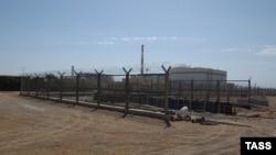 نیروگاه اتمی بوشهر در جنوب ایران. (عکس از ایتارتاس)