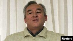 Қазақстан журналистер одағының басқарма төрағасы Сейітқазы Матаев.
