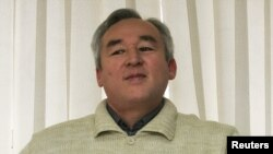Kazakh journalist Seitqazy Mataev (file photo)