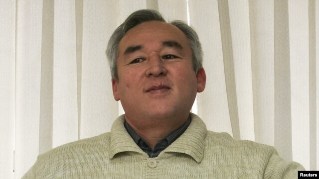 Seytkazy Mataev, the head of the Kazakh Journalists Union has just been placed under house arrest. He is just one of several Central Asian media professionals who has been feeling the heat in recent months.