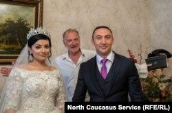На одной из свадеб на Северном Кавказе
