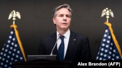 U.S. Secretary of State Antony Blinken announced the policy changes on June 8. (file photo)
