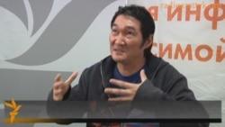 Рэпер Такежан дал интервью радио Азаттык