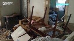 «Прекратите сражаться. Бедные наши дети». Обстрелы в Нагорном Карабахе (видео)
