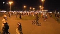 Proteste la Minsk după alegerile prezidențiale