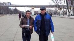Москвадаги мигрантлар ҳимоячилар кўмагида иш ҳақини ундирди