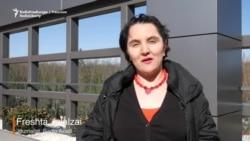 Briefly: Freshta Jalalzai, RFE/RL Afghan Service Journalist