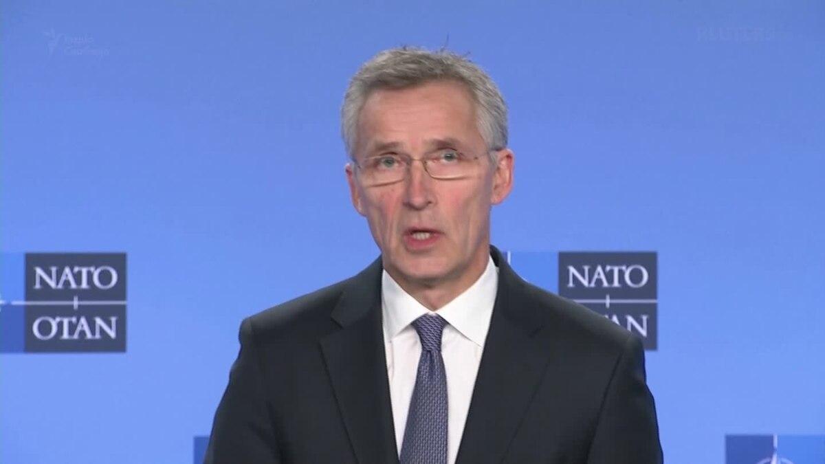 Столтенберґ: союз НАТО обеспокоен деятельностью Ирана в регионе – видео