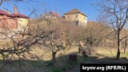 Земельна ділянка Наталії Лютікової у Криму