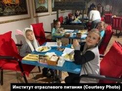 """Дегустация в рамках конкурса """"Шеф в школы"""""""