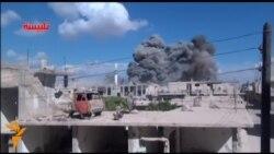 Русија бомбардира во Сирија, ризик од судир со САД
