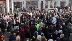 Протестан гулам: Бусалбанийн бакъо хьаьшна Австрино