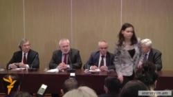 ԵԱՀԿ Մինսկի խմբի համանախագահների ասուլիսը Երևանում