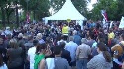 Beograd: 'Nastavlja se borba za slobodu'