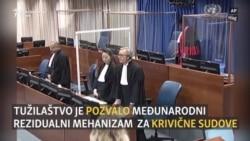 Tužilaštvo traži odbacivanje žalbe Ratka Mladića