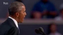 """Obama: """"Hillary prezidentliyə məndən və Bill-dən daha uyğundur"""""""