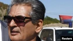 Глава миссии ООН в Косове Фарид Зариф