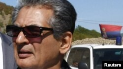 Shefi i UNMIK-ut, Farid Zarif