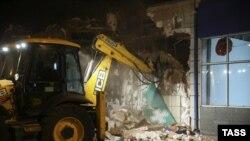 Yujnaya metrosu ətrafı