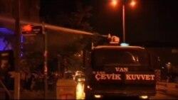 В Анкаре полиция разогнала акцию протеста слезоточивым газом и водометами